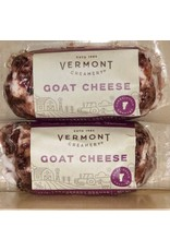 Cheese Vermont Creamery Goat Cheese w/Cranberry and Orange - Websterville, VT