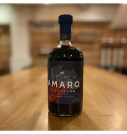 "Local Bully Boy ""Amaro Rabarbaro"" Bitter Liqueur w/Rhubarb - Boston, MA"