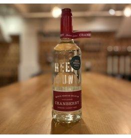 Green Mountain Distillers Organic Cranberry Vodka - Vermont