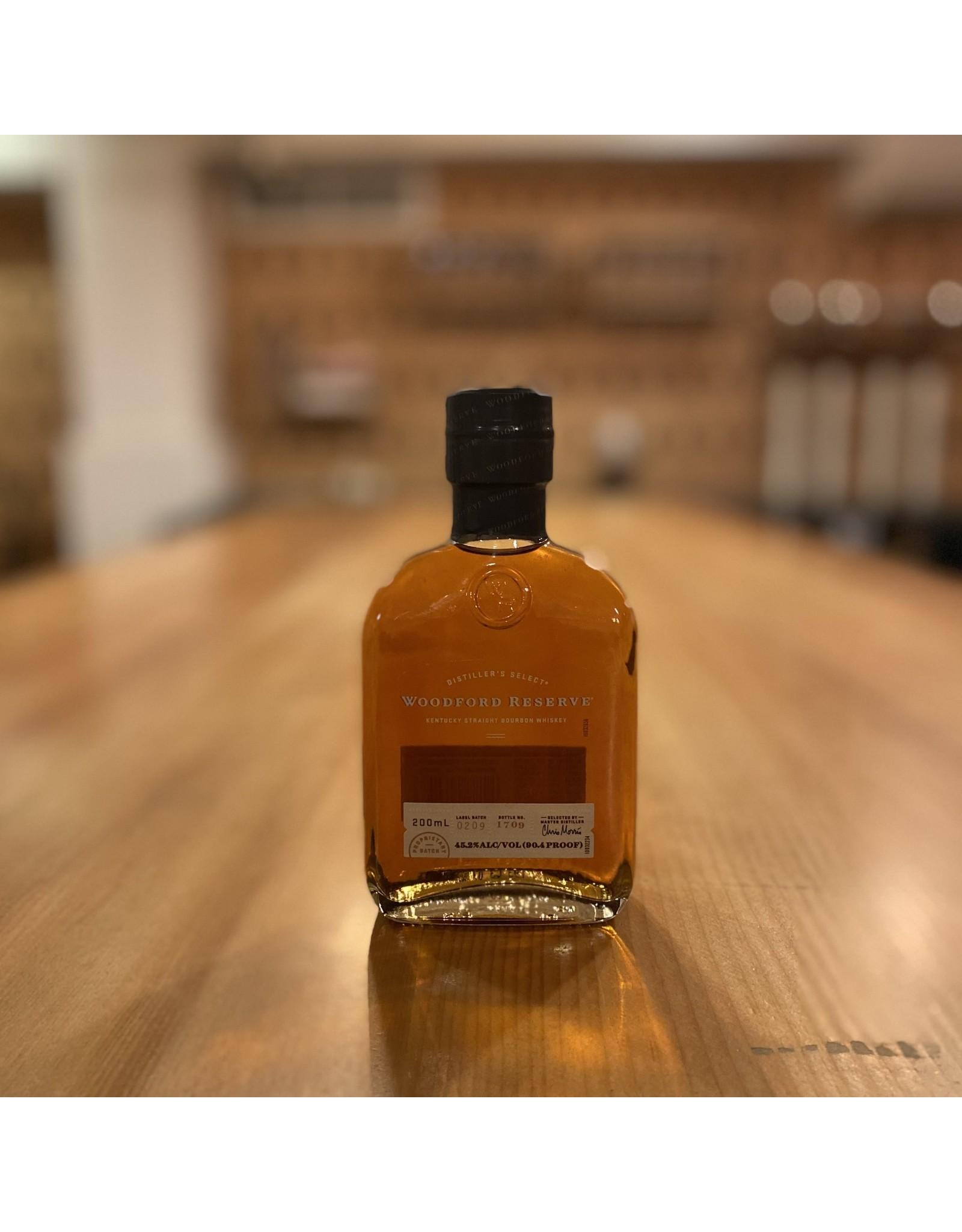 "Woodford Reserve ""Distiller's Select"" Straight Bourbon 200ml - Kentucky"
