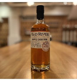 "Local Mad River Distillers ""Maple Cask"" Rum - Warren, Vermont"