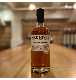 Local Mad River Distillers Bourbon Whiskey - Warren, Vermont