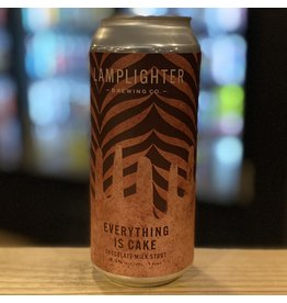 Stout Lamplighter Brewing Co. Everything is Cake - Cambridge, MA