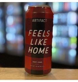 Cider Artifact Cider ''Feels Like Home'' Unfiltrered Cider - Florence, MA