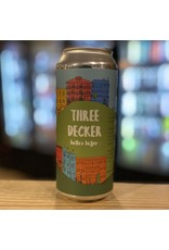 """Lager Redemption Rock Brewing Co """"Three Decker"""" Helles Lager - Worcester, MA"""