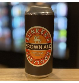 Brown Ale Bunker Brewing Company ''Libbytown'' Brown Ale - Portland, ME
