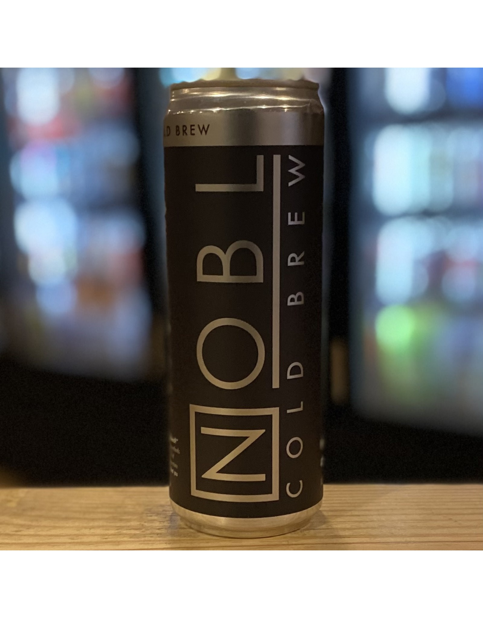 Nobl Beverages Nitro Cold Brew 12oz Can - Seabrook, NH