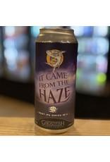 "IPA Ghostfish Brewing Company ""It Came From The Haze"" Gluten Free IPA - Seattle, Washington"