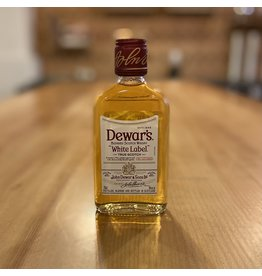 Dewar's White Label Blended Scotch Whisky 200ml - Scotland