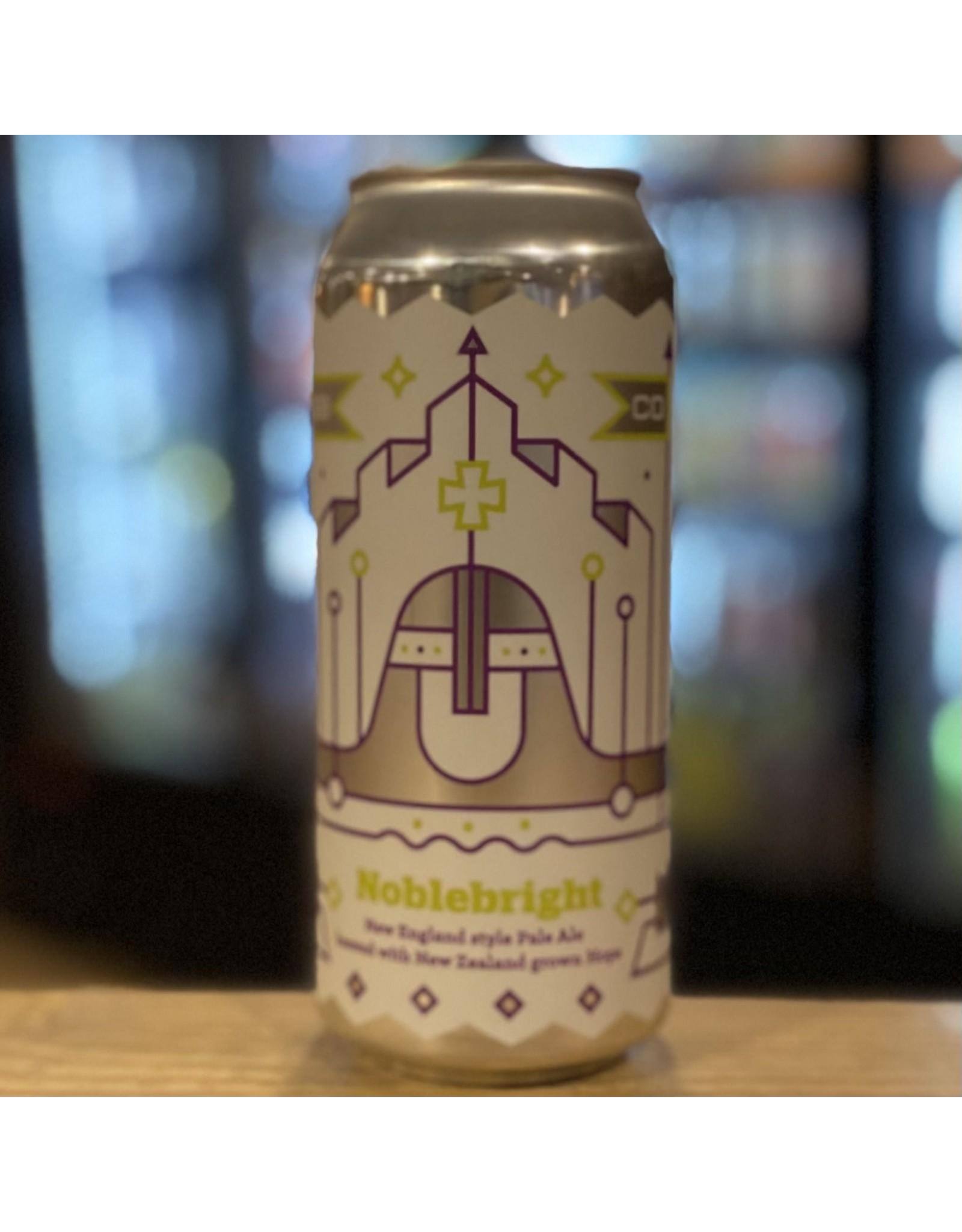 """Pale Ale Burlington Beer Co """"Noblebright"""" NE Pale Ale - Williston, Vermont"""