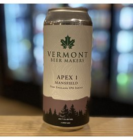 "NEIPA Vermont Beer Makers ""Apex 1 Mansfield"" NEIPA - Springfield, Vermont"