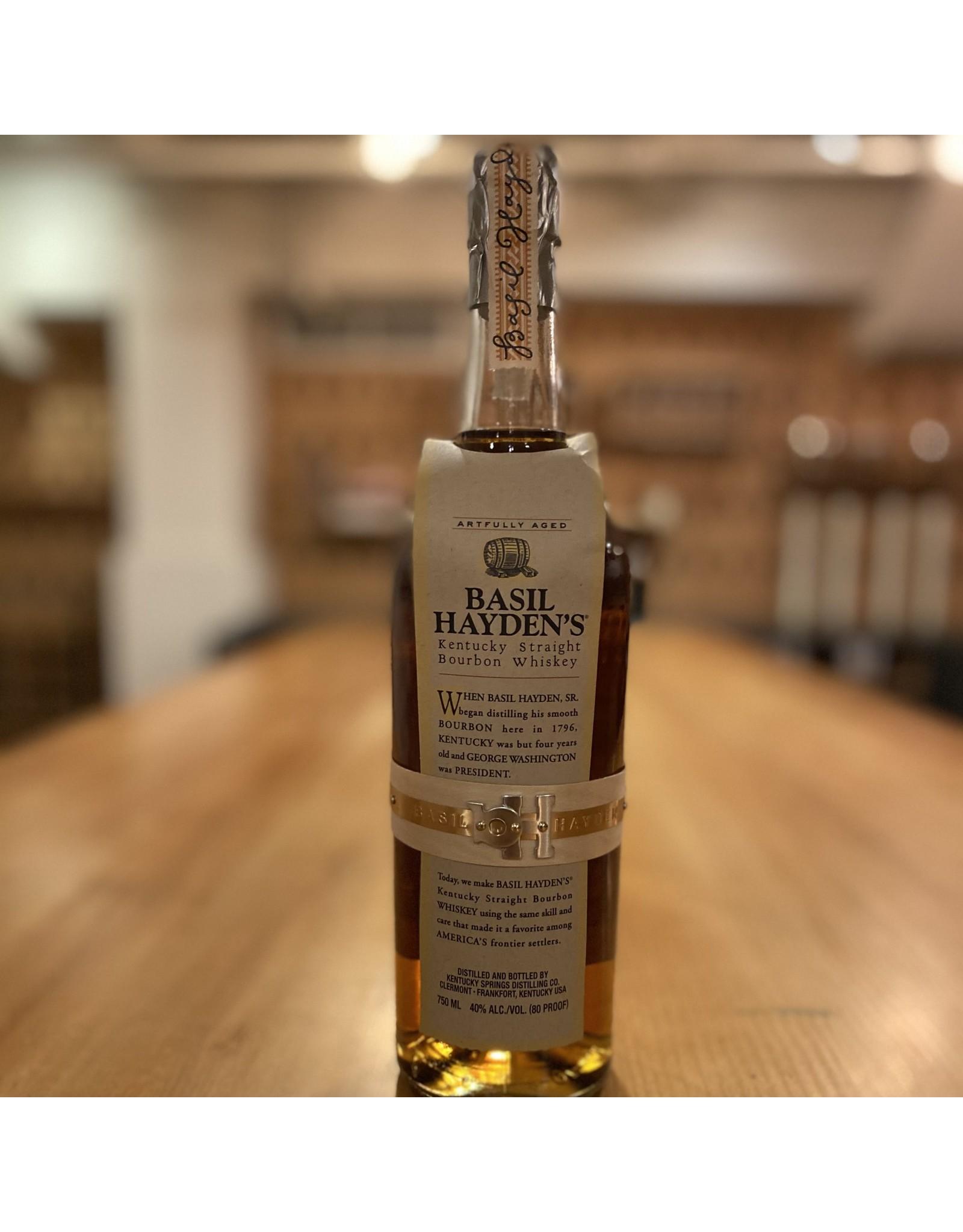 Basil Hayden Straight Bourbon Whiskey 750ml - Frankfort, KY