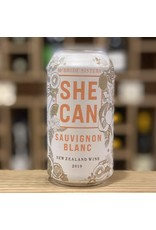 "New Zealand McBride Sisters ""She Can"" Sauvignon Blanc 2019 375ml - New Zealand"
