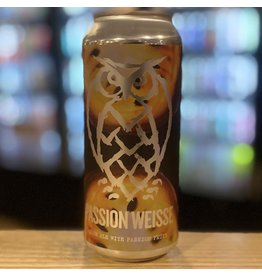 "Sour Night Shift ""Passion Weisse"" Sour Ale w/Passion Fruit - Everett, MA"