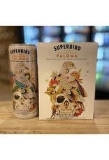 "Superbird ""Paloma"" Tequila w/Pink Grapefruit RTD Cocktail - Mexico"