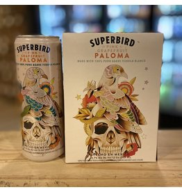 "Superbird ""Paloma"" Tequila w/Pink Grapefruit RTD Cocktail - Mexico"