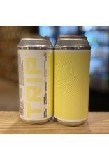 "Singlecut Beersmiths ""Trip"" Hard Seltzer w/Lemon and Blueberry Terpene - Queens, NY"