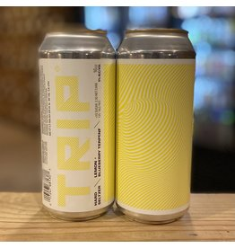 "Singlecut Beersmiths ""Trip"" Hard Seltzer w/Lemon and Blueberry Terpene - Queens, NY"