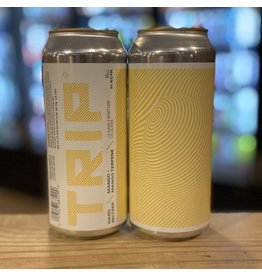 "Singlecut Beersmiths ""Trip"" Hard Seltzer w/Mango and Mango Terpene - Queens, NY"