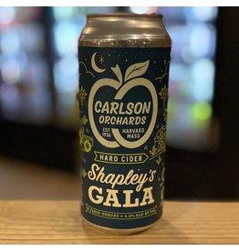 "Local Carlson Orchards ""Shapley's Gala"" Cider - Harvard, MA"