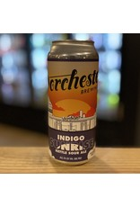 "Sour Dorchester Brewing Co ""Indigo Sunrise"" Kettle Sour Ale w/Blueberry, Plum and Tangerine - Dorchester MA"
