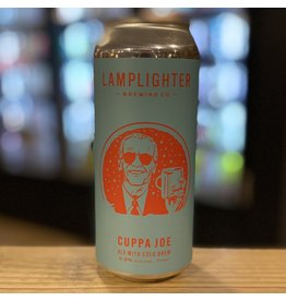 Ale Lamplighter Brewing Cuppa British Ale w/Cold Brew - Somerville, MA