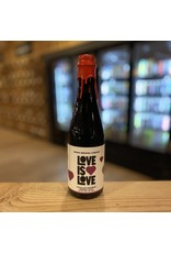"""Stout Orono Brewing Co """"Love Is Love"""" Imperial Stout w/Chocolate and Raspberry - Orono, Maine"""