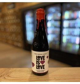 "Stout Orono Brewing Co ""Love Is Love"" Imperial Stout w/Chocolate and Raspberry - Orono, Maine"