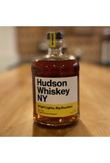 "Hudson Whiskey ""Bright Lights, Big Bourbon"" Straight Bourbon Whiskey - New York"