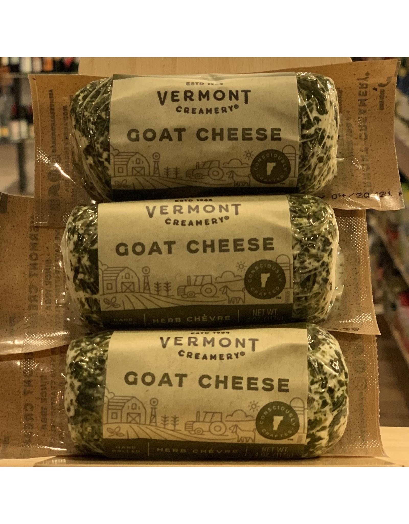 """Cheese Vermont Creamery """"Herb Chevre"""" Goat Cheese w/Herbs - Websterville, Vermont"""