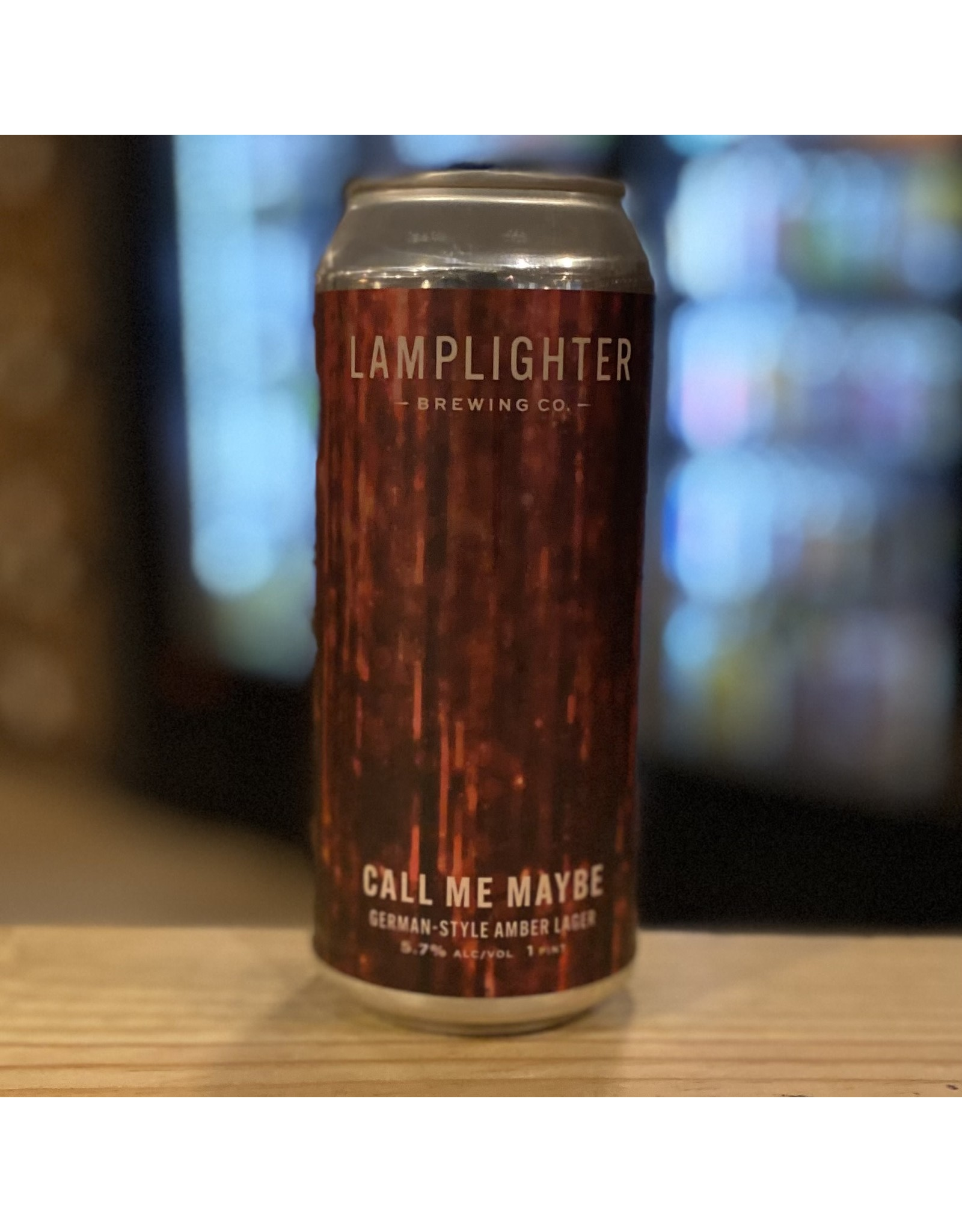 "Lager Lamplighter Brewing ""Call Me Maybe"" - Cambridge, MA"