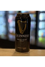 Stout Guinness Pub Draught 16oz can - Ireland