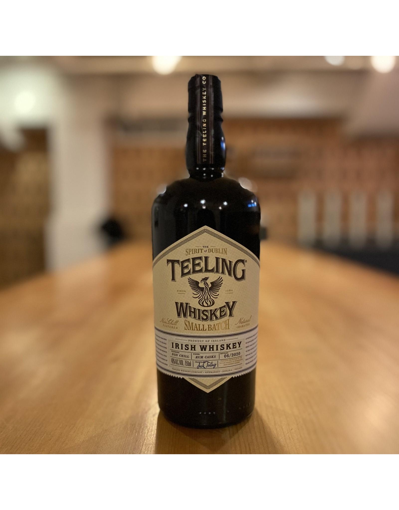 The Teeling Whiskey Co Small Batch Irish Whiskey 750ml - Ireland