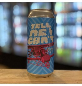 """NEIPA Bent Water Brewing Co """"Tell Me I Can't"""" NEIPA - Lynn, MA"""