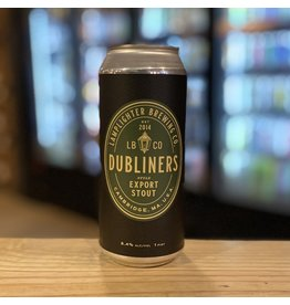 "Lamplighter Brewing Co ""Dubliners"" - Cambridge, MA"