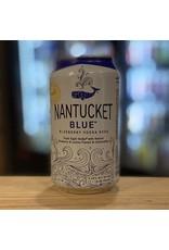 "Local Triple Eight Distillery ""Nantucket Blue"" Blueberry Vodka Soda - Nantucket, MA"