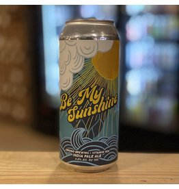 """IPA Orono Brewing w/Vitamin Sea """"Be My Sunshine"""" IPA - Orono, ME"""
