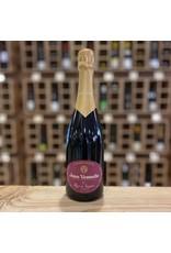 Jean Vesselle Brut Rose de Saignee NV - Champagne, France