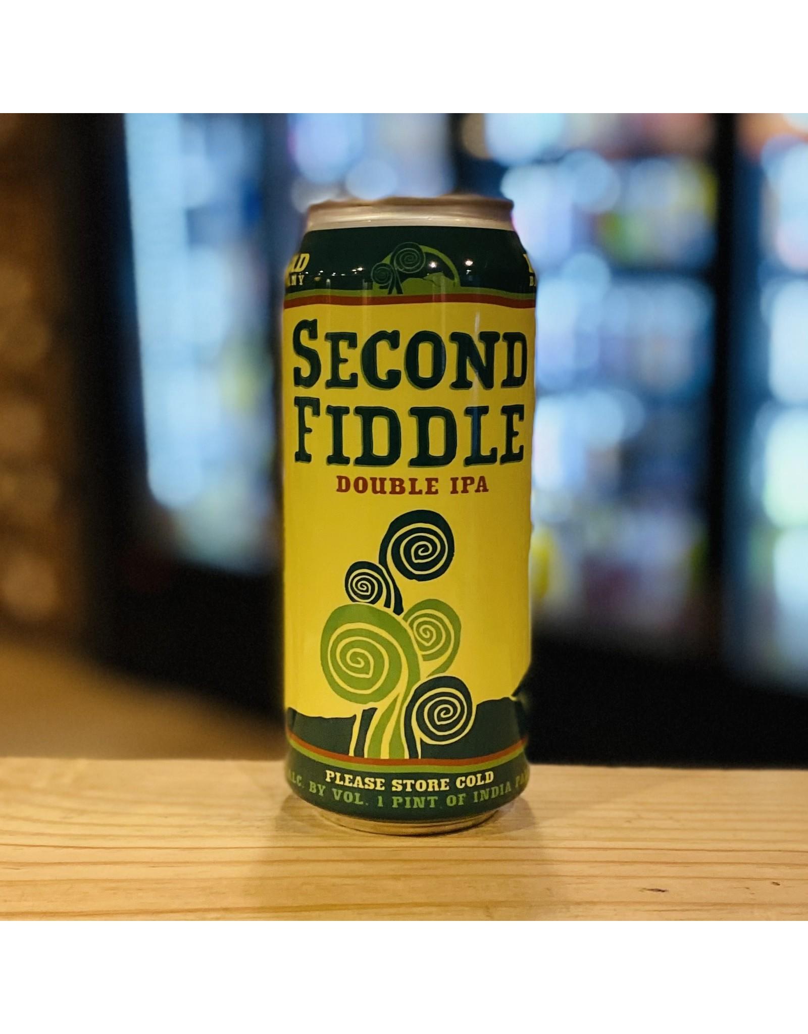 DIPA Fiddlehead ''Second Fiddle'' DIPA - Shelburne, VT