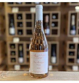 """Rose Anne Pichon """"Sauvage"""" Gris Montagne Rose  2020 - Ventoux, France"""