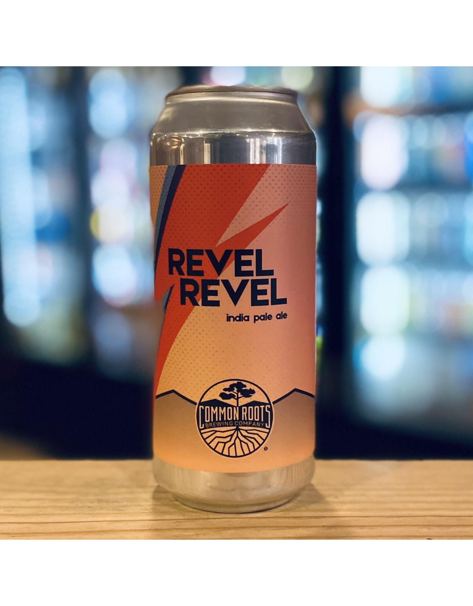 """NEIPA Common Roots Brewing Co """"Revel Revel"""" IPA - South Glen Falls, NY"""