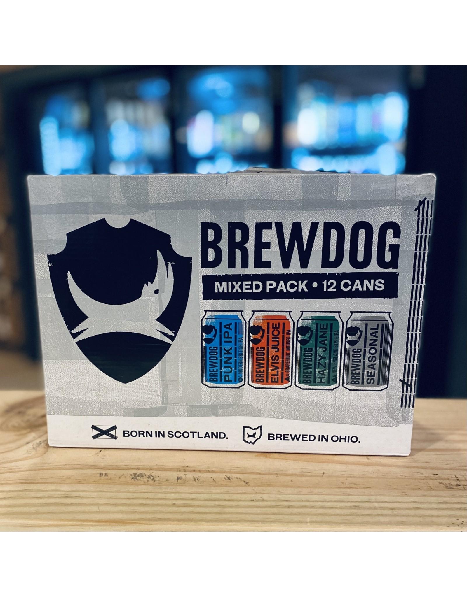 12-Pack BrewDog Mixed 12-Pack - Columbus, Ohio