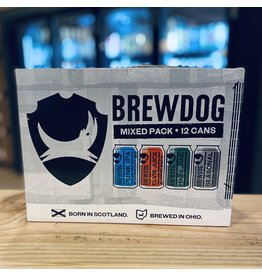 12-Pack BrewDog Mixed 12-Pack - Columbus, Ohio