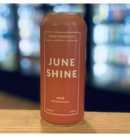 "June Shine ""Rose"" Hard Kombucha - San Diego, CA"