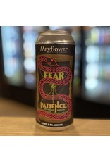 "DIPA Mayflower Brewing Co ""Fear & Patience"" NEDIPA - Plymouth, MA"