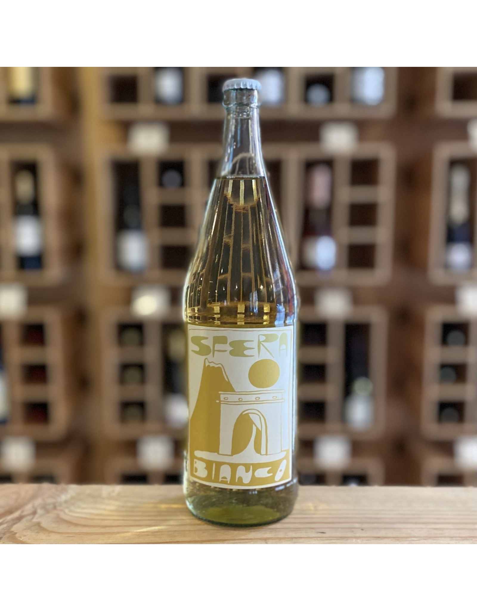 Organic Sfera Vino Bianco 2020 Liter - Italy