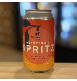 Bully Boy Distillers Grapefruit Spritz - Boston, MA