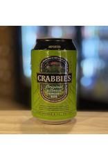 "Crabbie's ""Original"" Alcholic Ginger Beer - England"