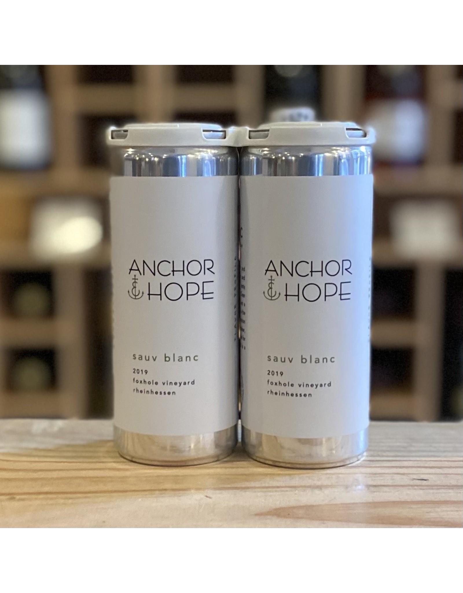 Anchor & Hope Rheinhessen Sauvignon Blanc 2019 - Rumford, RI