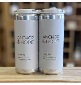 "Anchor & Hope ""Mendo"" Medocino County Red Blend - Rumford, RI"